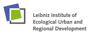 Logo Leibniz Institute of ecological regional and urban development